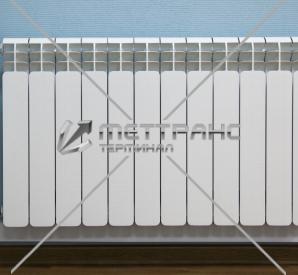 Радиатор биметаллический в Волгограде